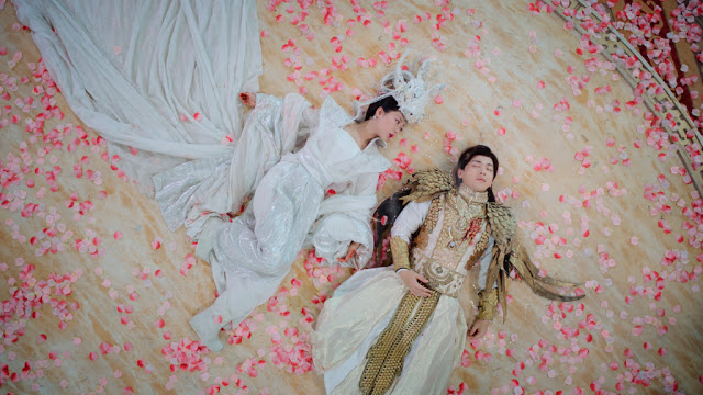 Ashes of Love Jin Mi stabs Xu Feng