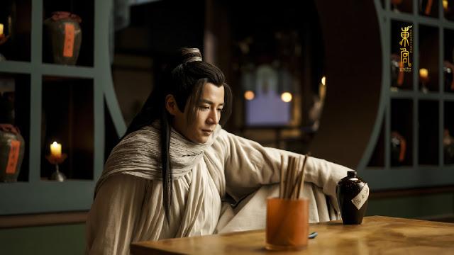 goodbye my princess cdrama Wei Qianxiang